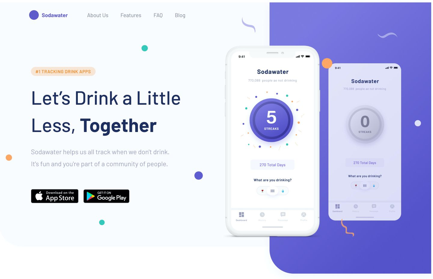 The Day We Gave Away Our Company: A Product To Help People Drink a Little Less